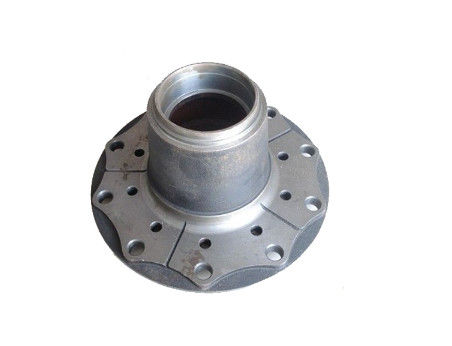 Brake System Bus / Truck Wheel Hub Iron Texture OEM 24E03 00010 24E03 01020