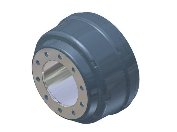 Performance Auto Wheel Parts , Aluminum Alloy Heavy Truck Brake Drums For Volvo