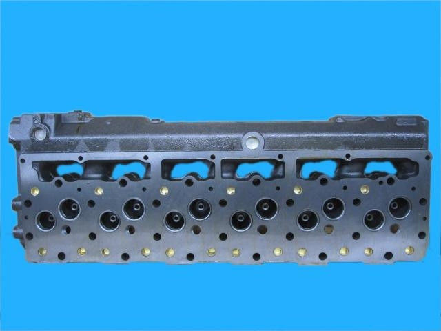 Casting Iron 8N1187 Engine Parts Cylinder Head 6 Cylinders For Caterpillar